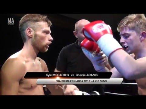 EBA Nov 2015 - Kyle McCarthy vs Charlie Adams