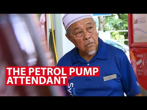 Heartache & Duty: The 77-Year-Old Petrol Pump Attendant | Don't Make Us Invisible | CNA Insider
