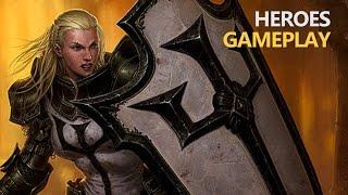 Heroes: Smashed It! (Johanna Gameplay)