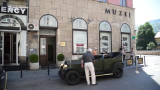 Sarajevski atentat kao turistička atrakcija