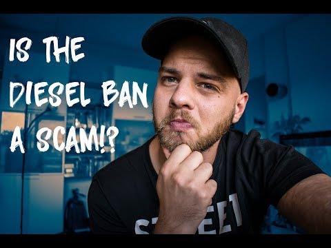 Is the German diesel ban a SCAM!?