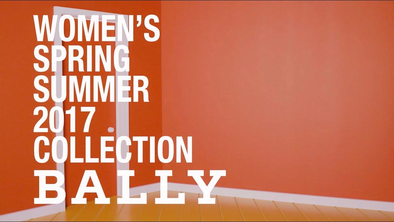 Bally Women's Spring Summer 2017 Collection