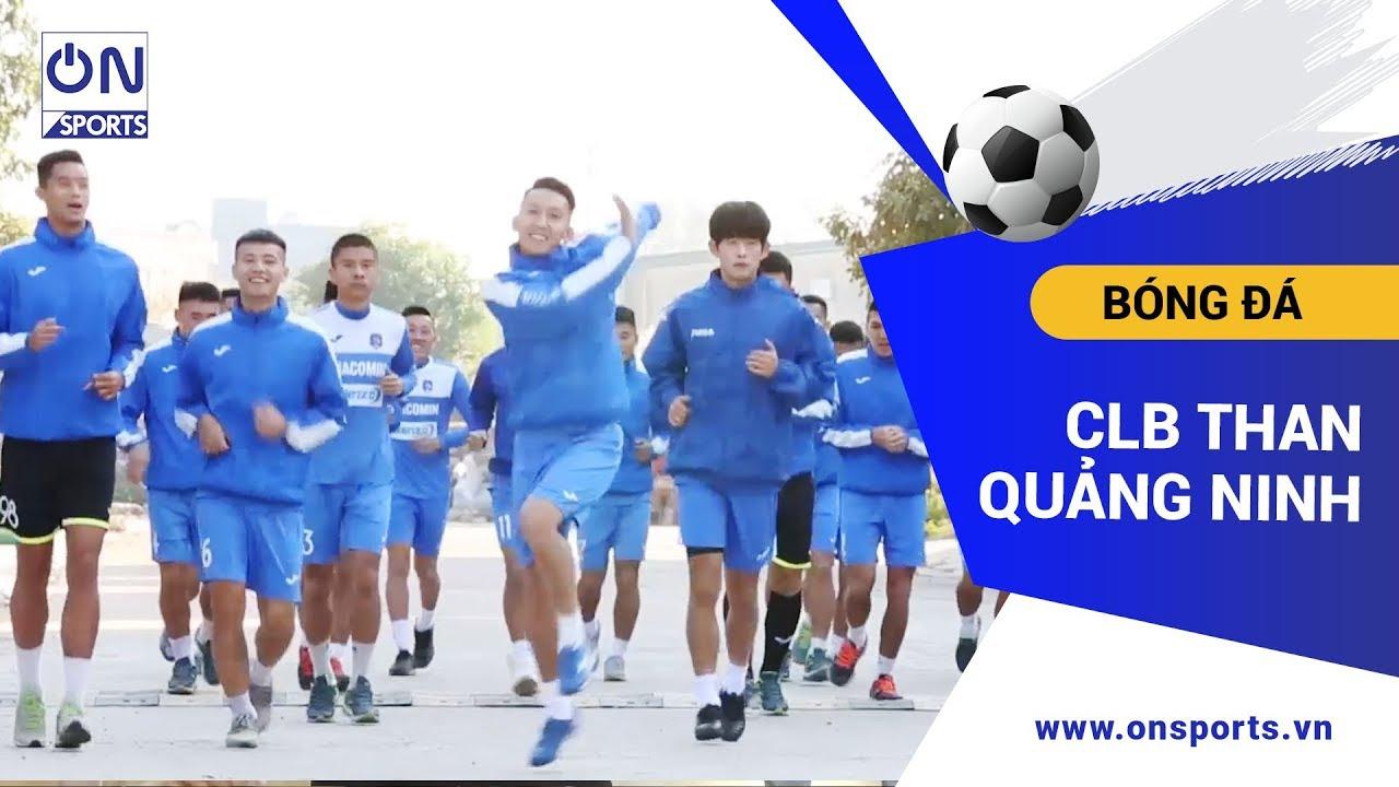 Than Quảng Ninh tập huấn tại bãi biển Trà Cổ cho mùa giải mới – Khai Cuộc V.League | On Sports