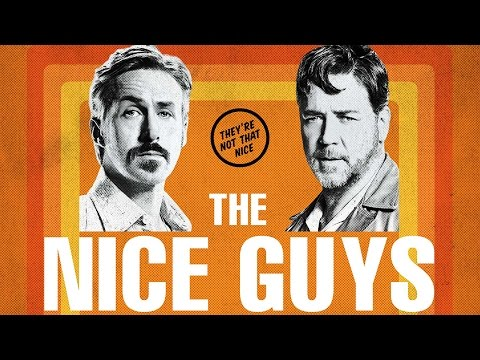 The Nice Guys Detective Agency Ad
