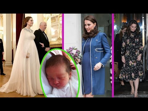 First lady: Reveals 5 surprising things after Kate Middleton welcomes the third royal baby