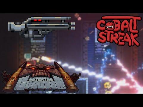 Enter The Gungeon! #48 - Crazy Ass Guns - Cobalt Streak