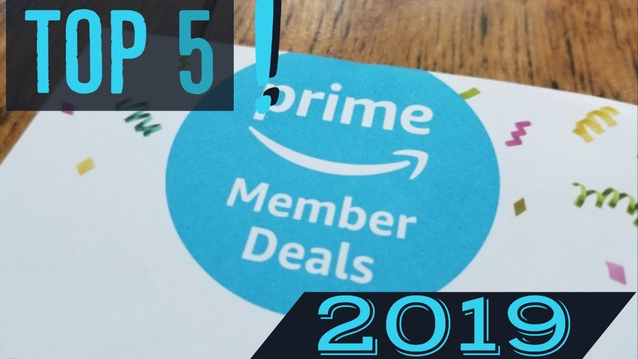 Here Are the Best Amazon Prime Day Deals for Readers