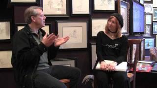 marvin martian artist chuck jones 100th birthday with craig kausen 2 of 2
