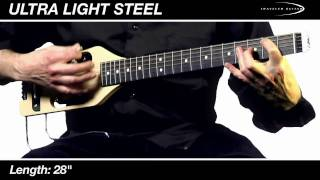 Traveler Guitar Ultra-Light Steel Product Overview