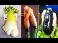 Download Unusually Shaped Fruits and Vegetables #1