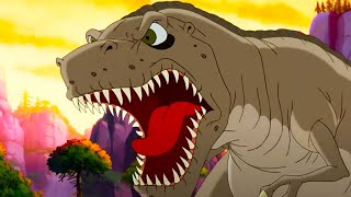 Scary Compilation | The Land Before Time | New Terrifying Dinosaurs
