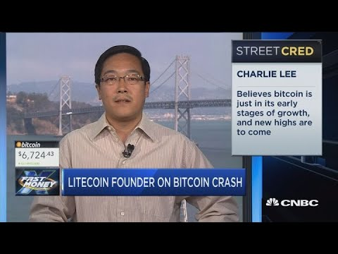 Litecoin founder Charlie Lee reveals what he sees for bitcoin