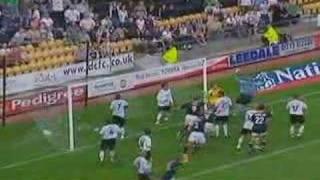 Sunderland goalkeeper  estonian Mart Poom´s great header