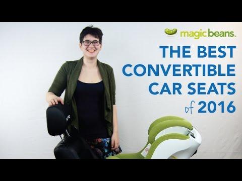 Best Convertible Car Seats 2016 Most Popular | Foonf | Britax Clicktight | Primo Viaggio | Diono RXT