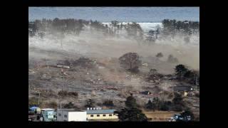 Song for Japan Tsunami by Art Thomya & Noriko Tsuboi