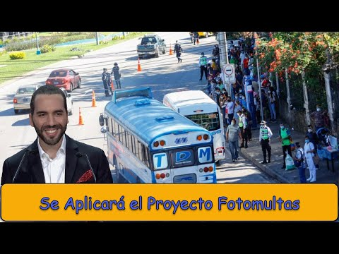 El Gobierno y la Asamblea ejecutarán Reformas a la Ley de Transporte que Favorecerán a Salvadoreños.