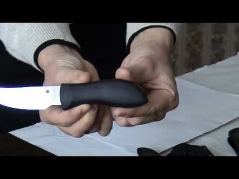 Обзор ножей Spyderco, Fallkniven F1, Buck V Pro и Ontario Rat