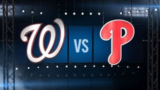 9/15/15: Strasburg fans 14 to lead Nationals to win