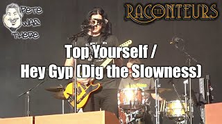 The Raconteurs - Top Yourself/Hey Gyp (Dig the Slowness) (ACL Music Fest, Austin, TX 10/04/2019) HD