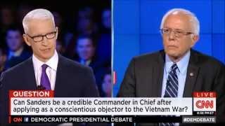 Bernie Sanders (10/28) I