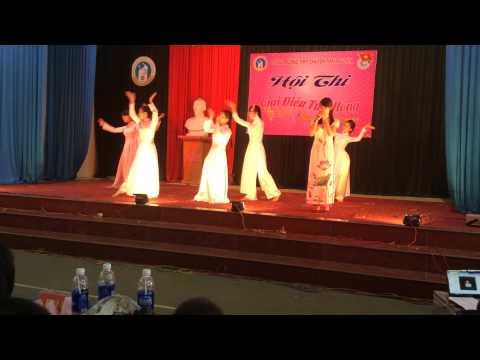 Hát múa Giấc mơ thần tiên - Toán k26 THPT Chuyên TN
