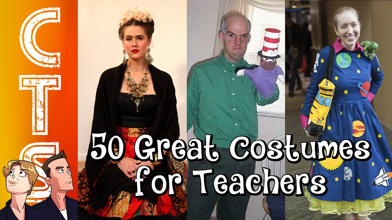 50 teacher costume ideas youtube