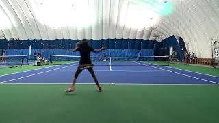 Trisha Somasundaram  Fall 2019 Tennis  Colorado