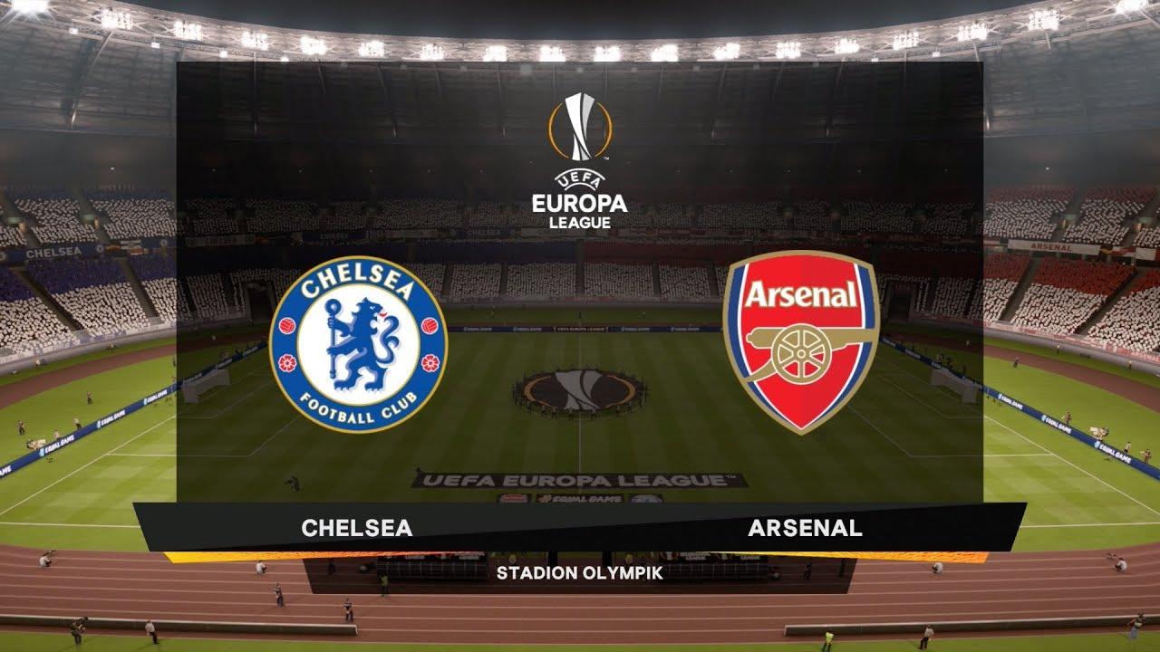 Chelsea Vs Arsenal 4 1 Uefa Europa League Final 29 05 2019 Youtube