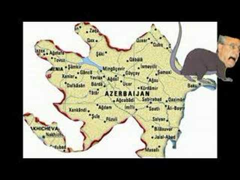 Azeri (Azerbaijan) national rats Ilham Aliyev Ramiz Mehdiyev