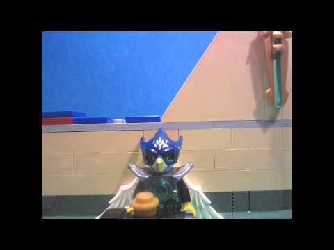 LEGO Legends of Chima episode 6 The Army