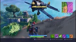 Fortnite Tap Score Soto Solitaire + 1 Flying Hack PS4 English