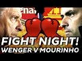 Wenger v Mourinho: Who packs the punch as Arsenal play Manchester United?