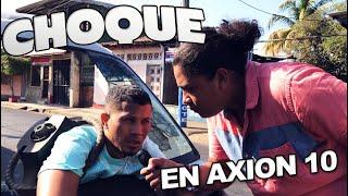 😂 Choque en Axion Diez 🤣.