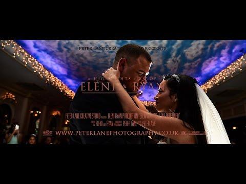 Eleni & Ryan - Greek Wedding Highlights by Peter Lane Creative Studio