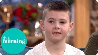 The Boy Who Sent a Letter to His Dad in Heaven | This Morning
