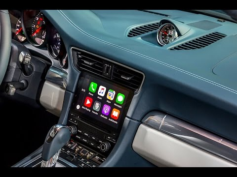 2017 Porsche 911 Carrera & Apple Car Play - 991.2 - TECH REVIEW (3 of 3)