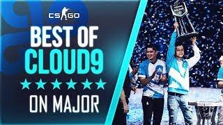CSGO - Best Cloud9 Moments at ELEAGUE Boston Major