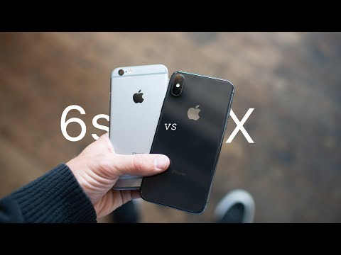 iPhone 6s VS iPhone X  -  Is The Camera Even Better?