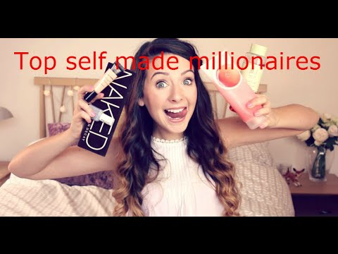 Top self made millionaires on YouTube thumbnail