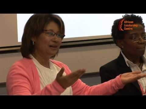 Peacebuilding in Africa Panel Discussion
