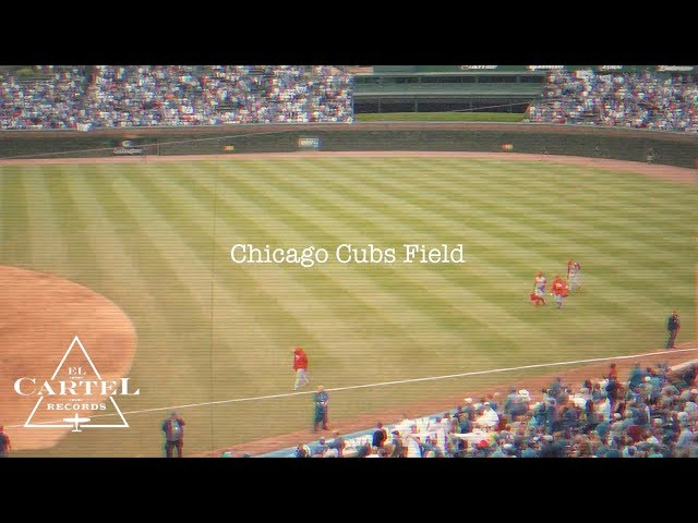 Daddy Yankee - Chicago Cubs (Behind the Scenes)