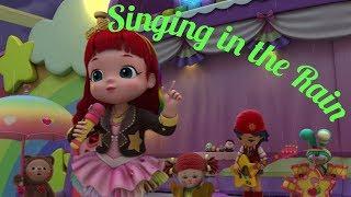 Çocuk Videoları ben Gökkuşağı Ruby l İ l Yağmur Çizgi film Şarkı