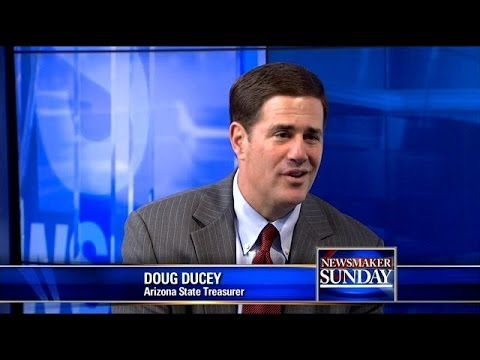 Newsmaker Sunday: Doug Ducey