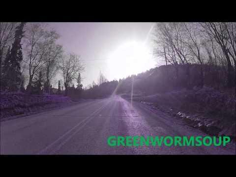 Glen Alps Mountain Drive - Anchorage Alaska - Gopro HD 1080p