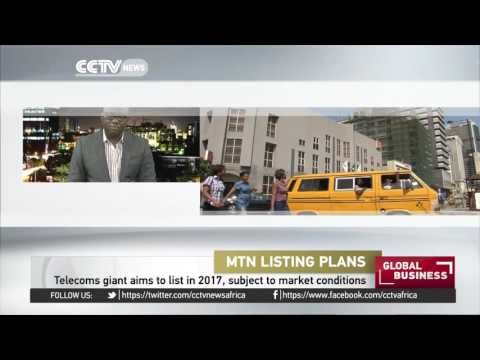 South African telecoms giant MTN seeks to list on Nigerian bourse