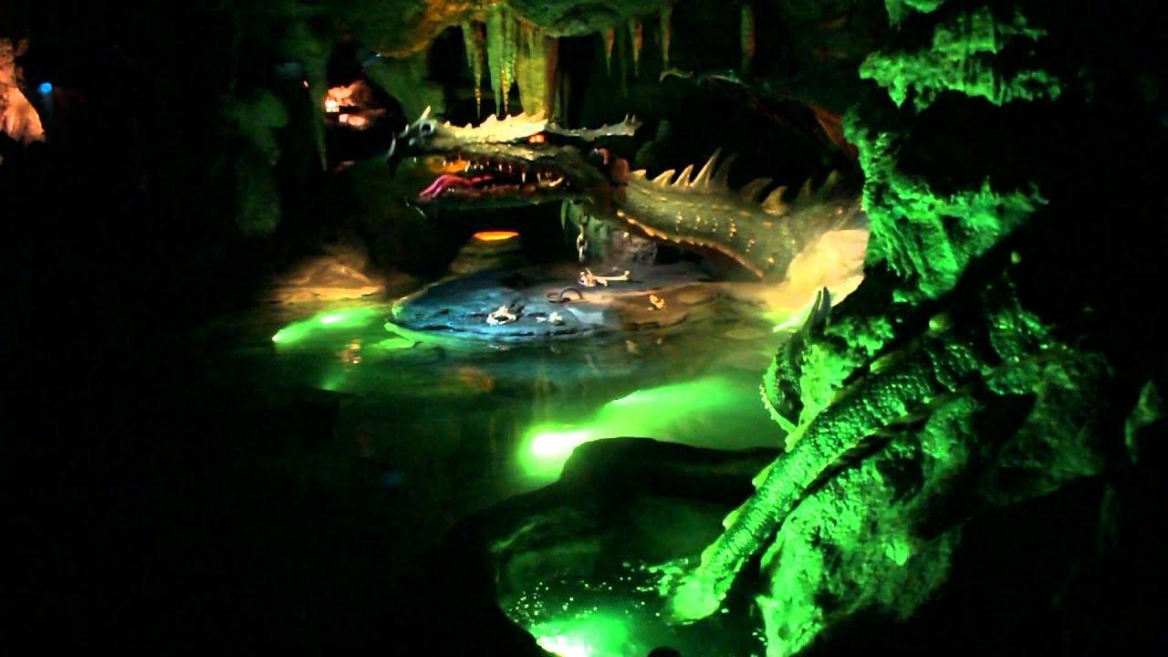 La Tani Du Dragon Hd Disneyland Paris