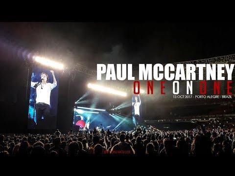 A sexta-feira 13 de mais sorte na história dos gaúchos, poder presenciar Paul McCartney ao vivo pela segunda vez!