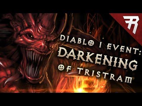 Diablo 1 20th Anniversary Event: Darkening of Tristram (Diablo 3 Gameplay + Walkthrough)