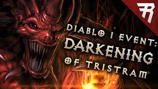 Diablo 1 20th Anniversary Event: Darkening of Tristram (Diablo 3 Gameplay + Walkthrough)