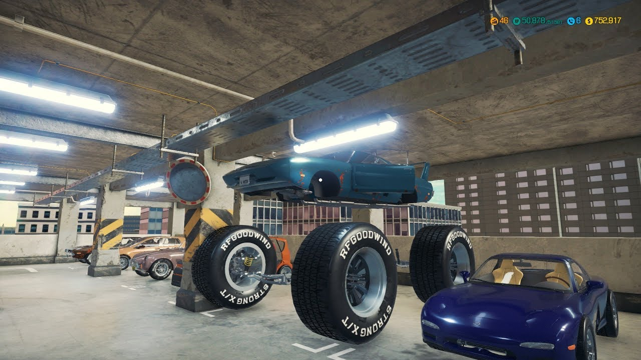 Car Mechanic Simulator 2018 Monster Truck Fun Mod Youtube